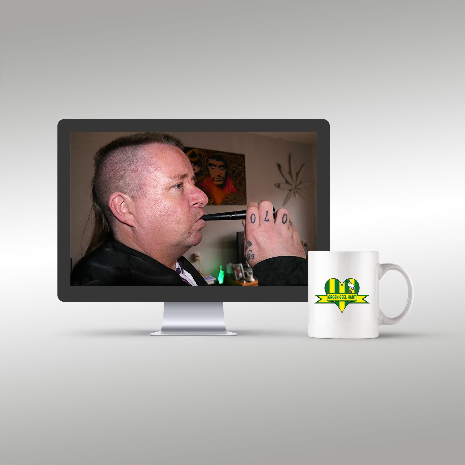 Groen Geel Hart TV: Interview met Ed Penning