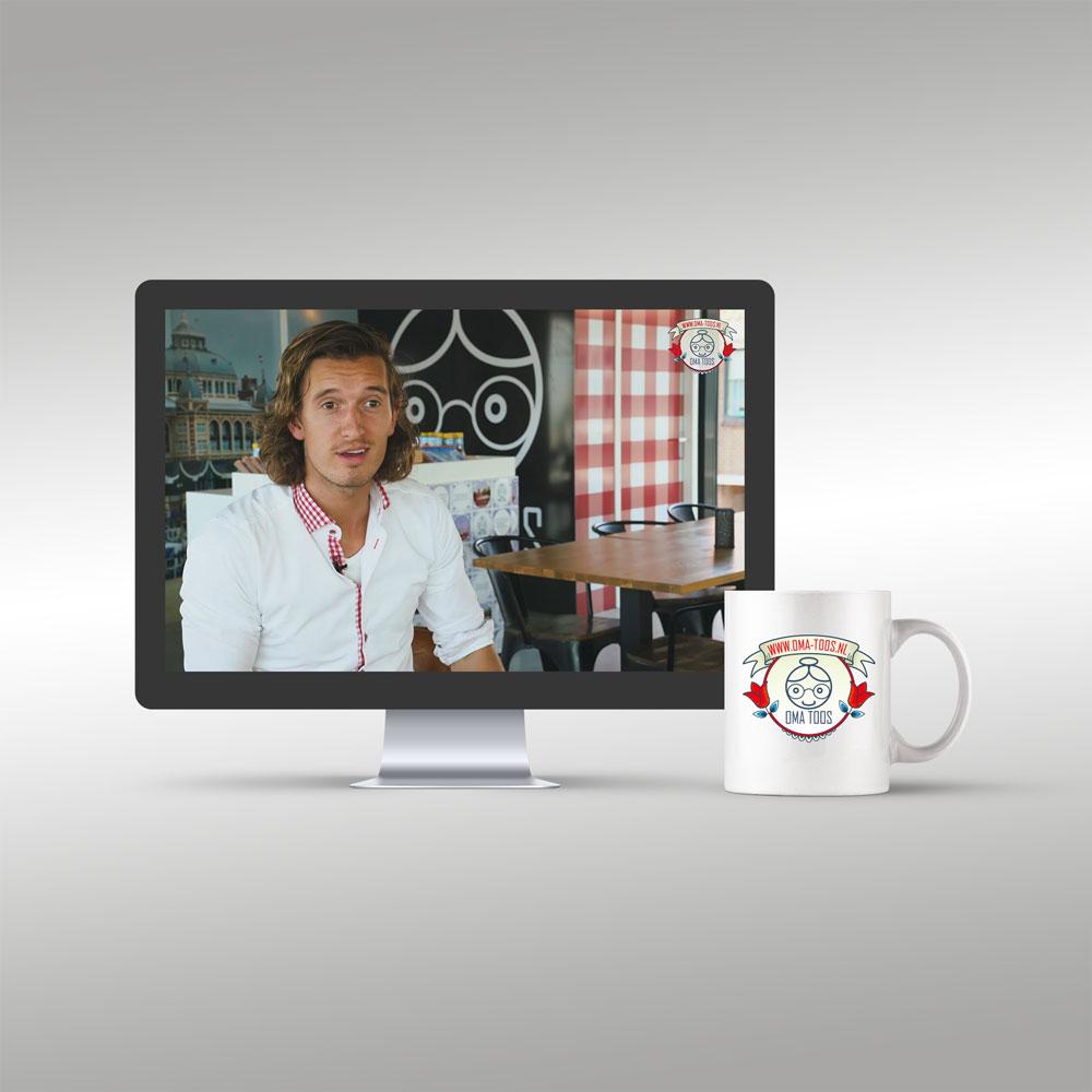 Vacaturevideo voor Restaurant Oma Toos